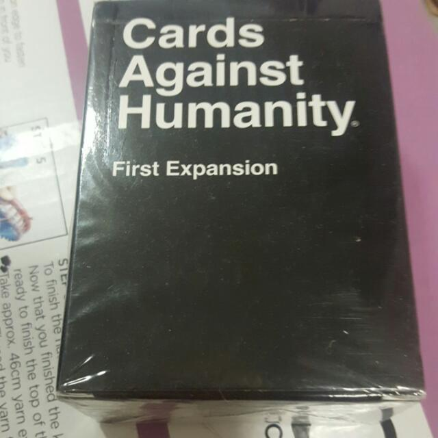Cards Against Humanity Expansion Pack 1