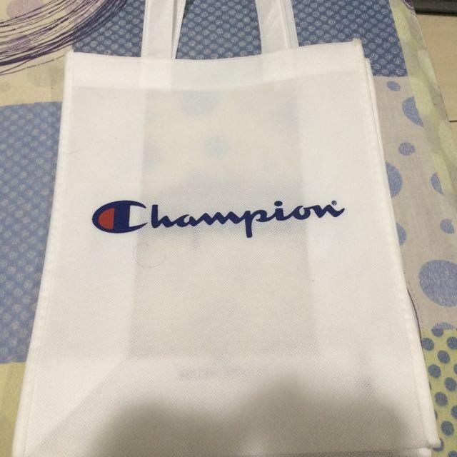 Champion 購物袋,加價購100元#champion