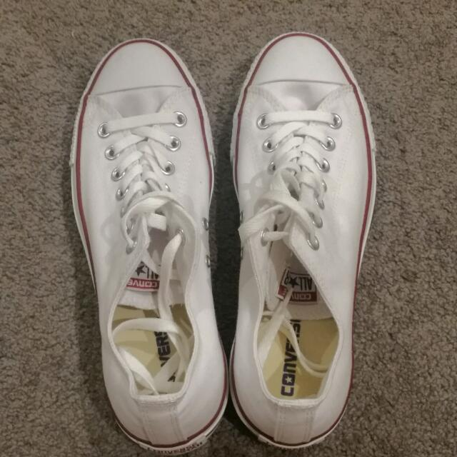 Converse White Low Chuck Taylor All Star