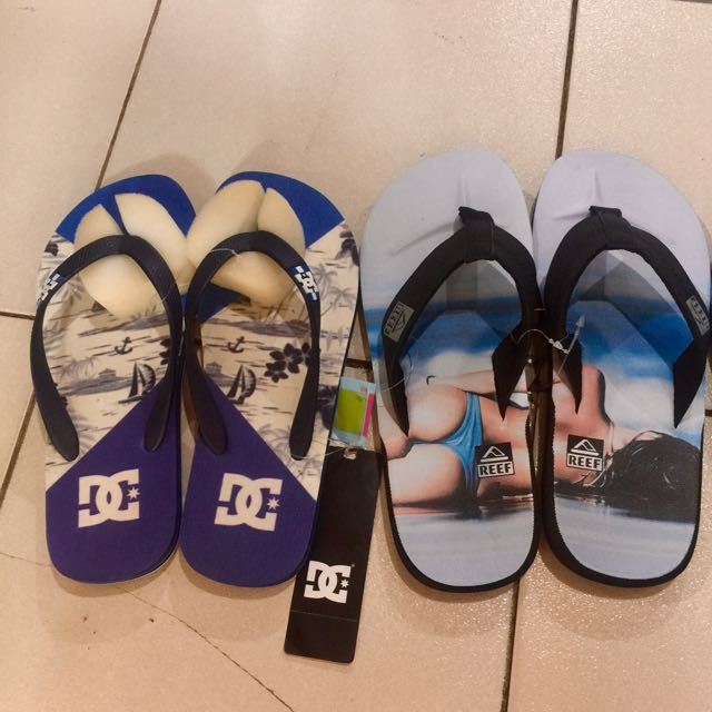 DC & Reef Slippers