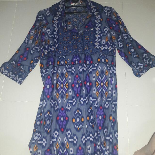 Dewi Dress Batik