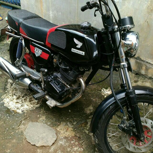 CB Twin 125 Basic GL 100