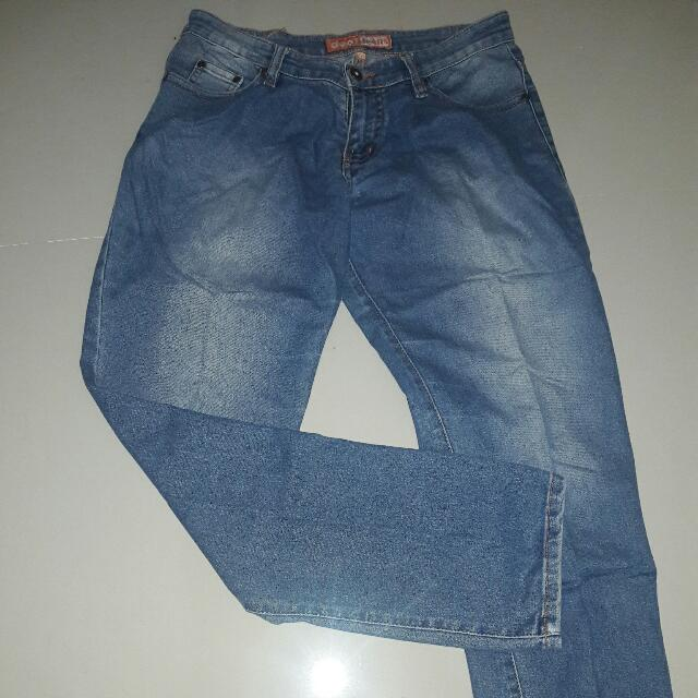 Dual jeans