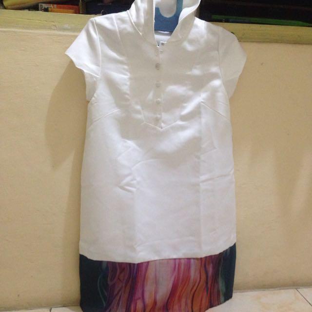 Enigmanigesto Designer Dress