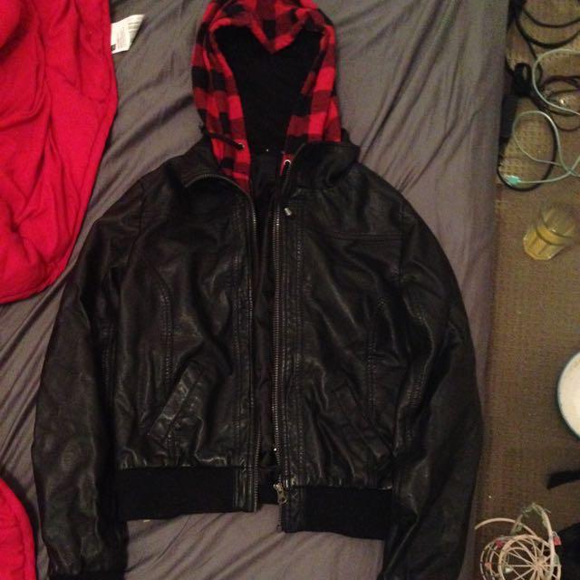 (fake) Leather Jacket