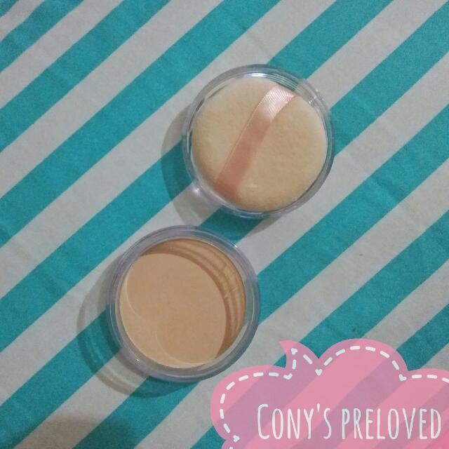 #Giveaway #tisGratis Miniso Pressed Powder
