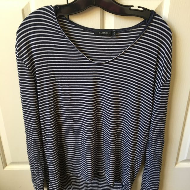 Glassons Striped Top