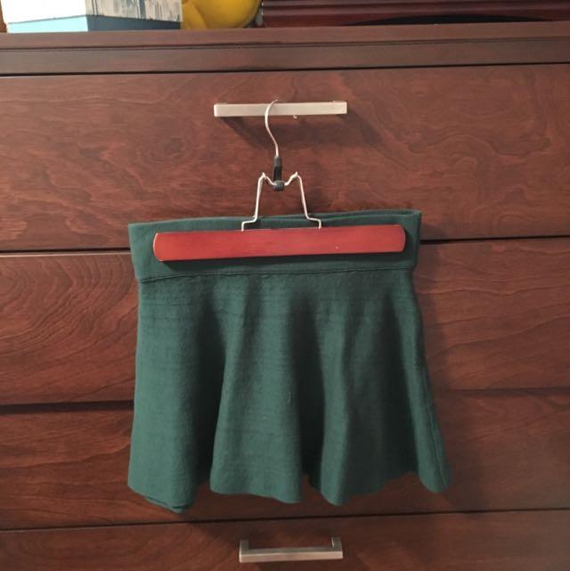 Green Talula Skirt
