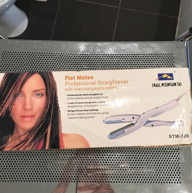 Hair Straightener/ Crimper