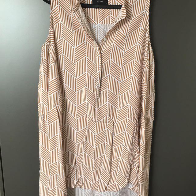 Honey Dress (Frankie And Co) Size 10
