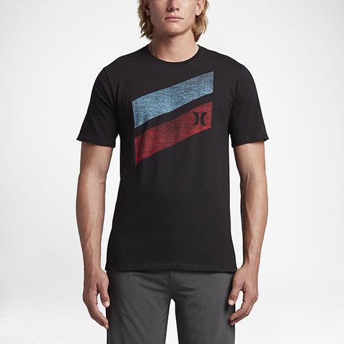 Hurley ICON SLASH PUSH THROUGH T恤