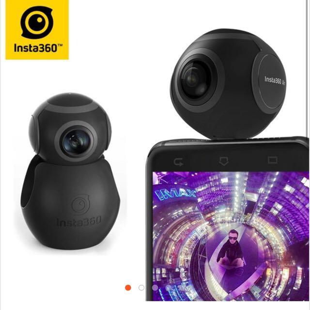 Insta360 Air 360度全景相機攝影機