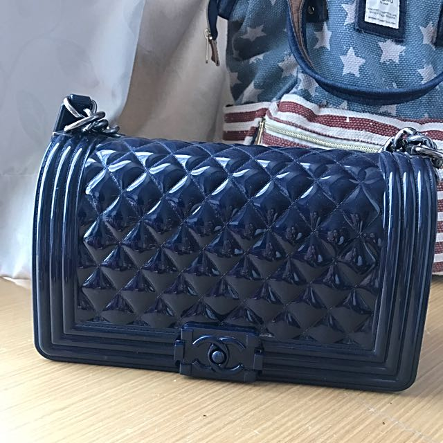 7d9338398378 Jelly Toyboy (i'm Not Chanel) Bag, Women's Fashion, Bags & Wallets ...