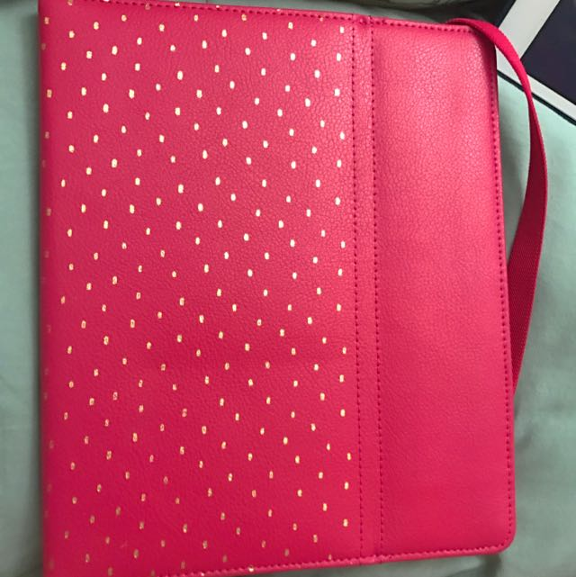 Kikki K iPad Case with Writing Pad