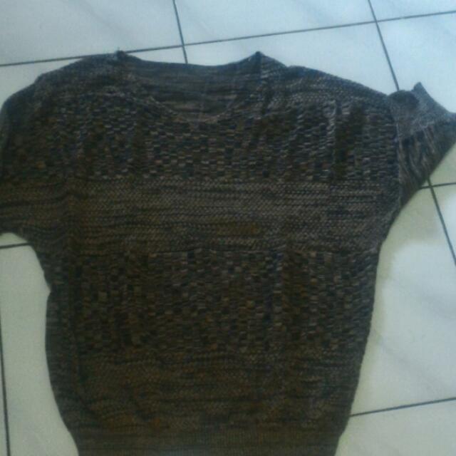 Knitting Blouse