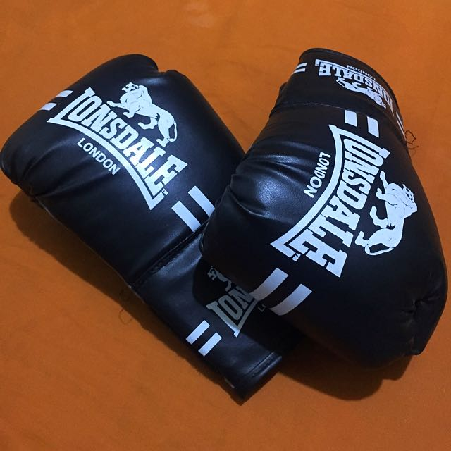 Lionsdale Women Boxing Gloves
