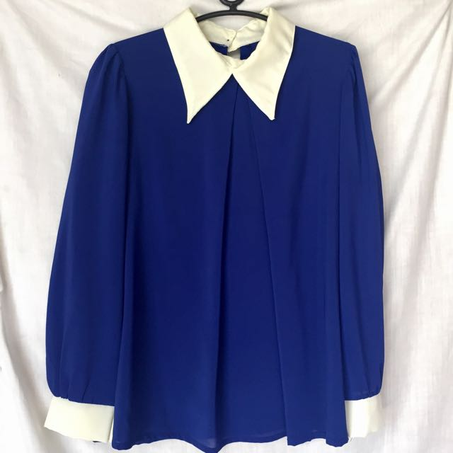 LONGSLEEVES WITH COLLAR