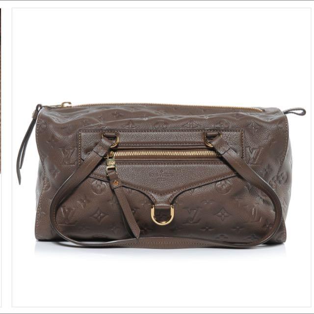 Louis Vuitton Empreinte inspiree Handbag