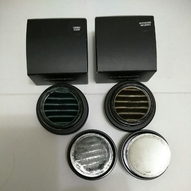 M.A.C. 磁力眼影2個一起賣