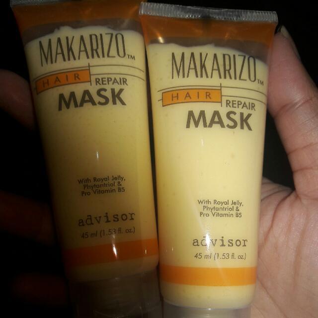 Makarizo hair mask