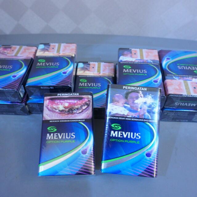 Mevius Option Purple