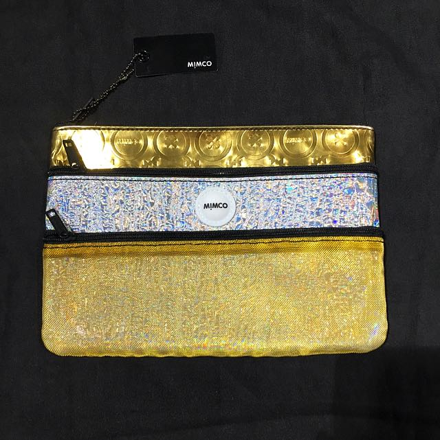 MIMCO Mesh 3-in-1 Gold