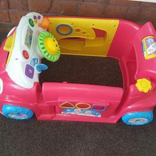 Musical Car