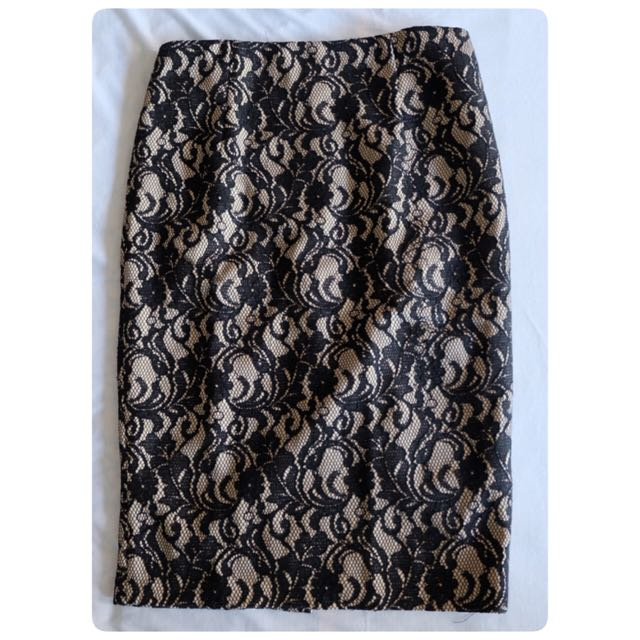 Neu' Mor Lace Skirt
