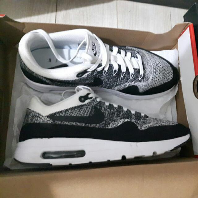 newest 24030 8292e Nike Air Max One Ultra Essential Flyknit