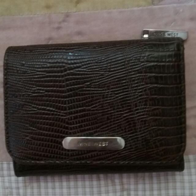 NINE WEST Wallet (Authentic, Bought From States)