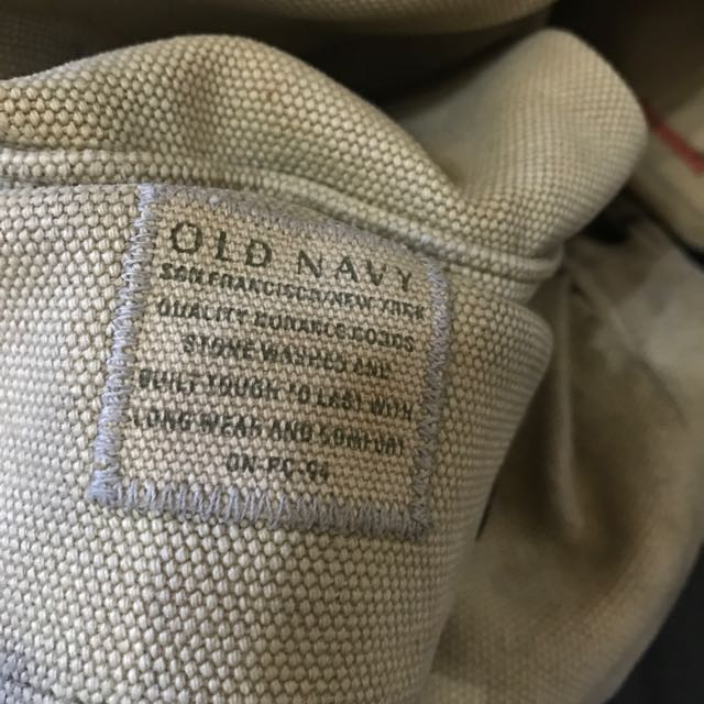 Old navy Army backpack (original)