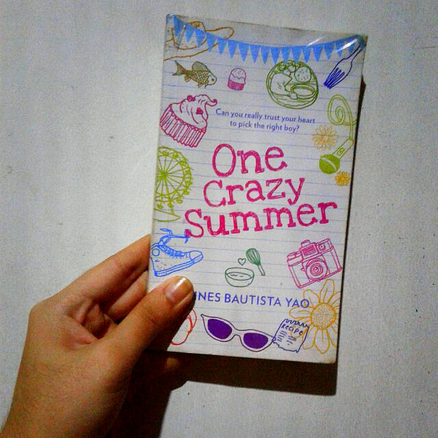One Crazy Summer by Ines Bautista Yao