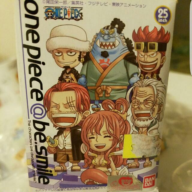 "One Piece@be Smile""6 Characters"""