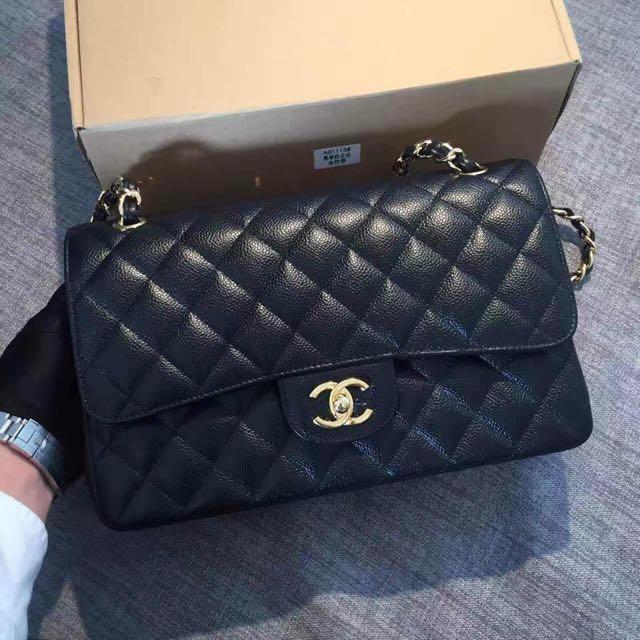 Chanel Caviar PO