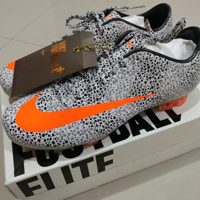 06b6083691ea Original) Nike Mercurial Vapor Superfly II Safari FG CR7