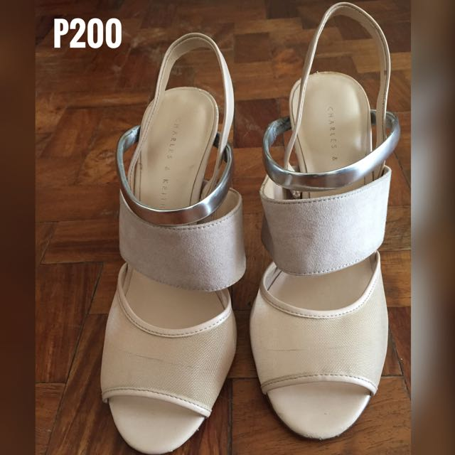 Pre-loved Charles & Keith Sandals