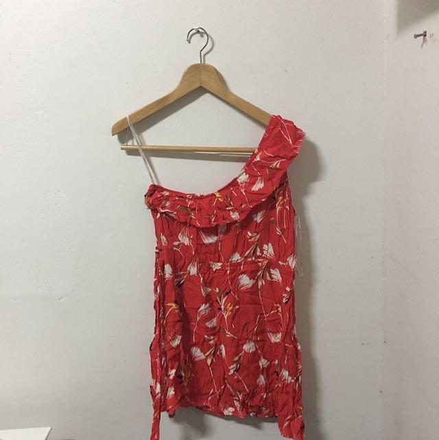 Preloved Mink Pink Dress