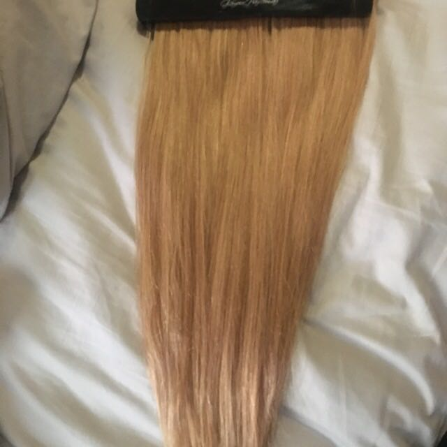 Real Hair Extensions!