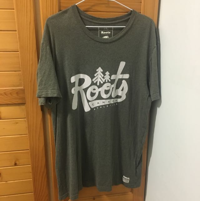 Roots 男生L [降]