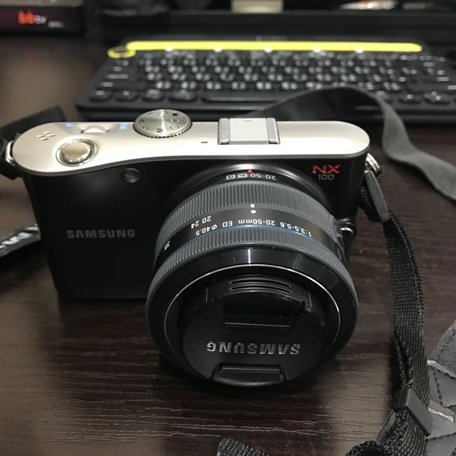 Samsung 類單眼相機