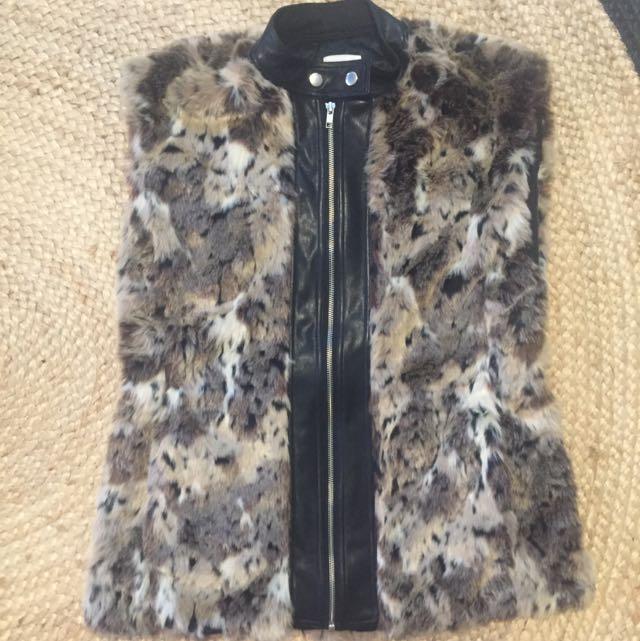 Seed Heritage Animal Print Jacket