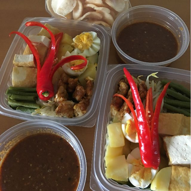 Self Collect or Delivery Home Cooked Food