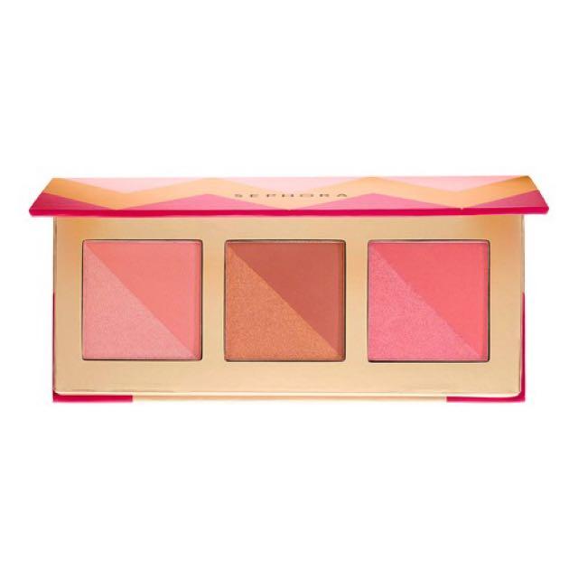 Sephora blush on palette
