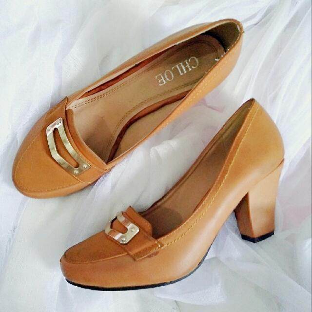 Shoes By Chloe (Preloved)