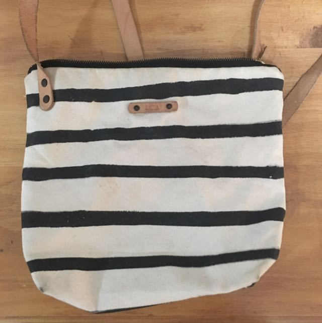Small Stripey Handbag