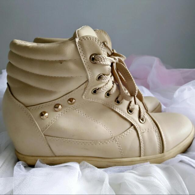 Sneaker Wedges By Amanda Jane