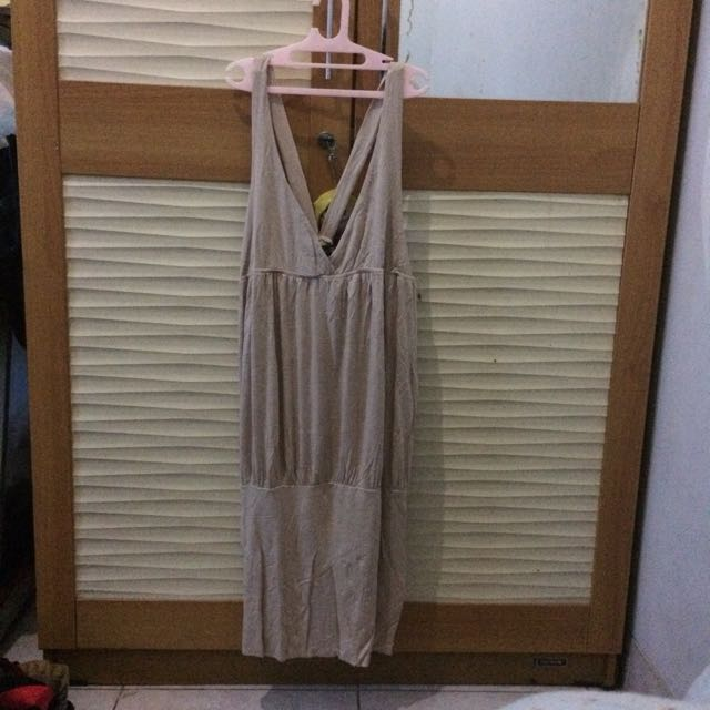SOFT CHOCO MINI DRESS