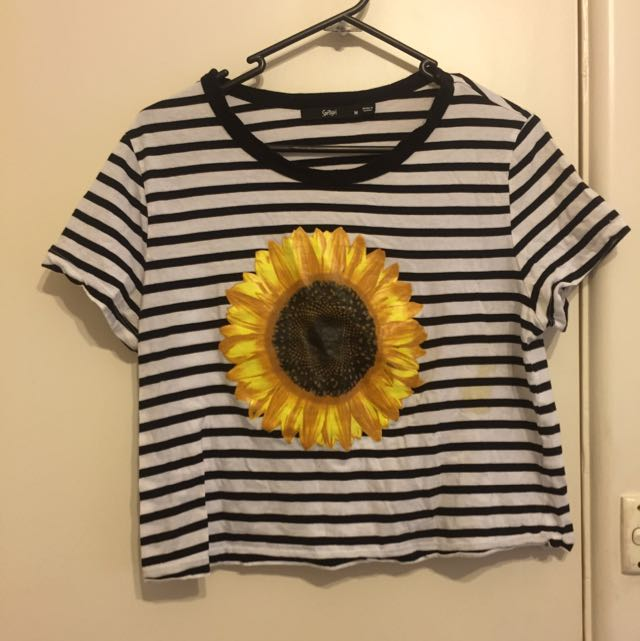 Sportsgirl Sunflower Top
