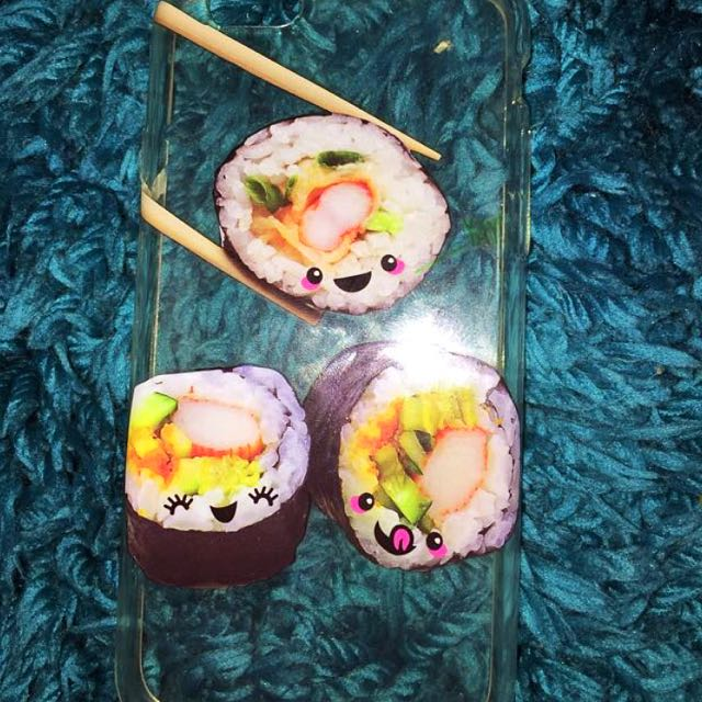 Super Cute Sushi Case iPhone 6/6s
