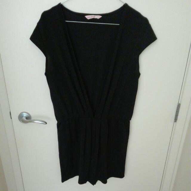 Supré Black Jumpsuit #under20